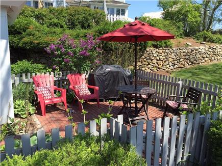 New Seabury, Mashpee New Seabury vacation rental - Patio with grill