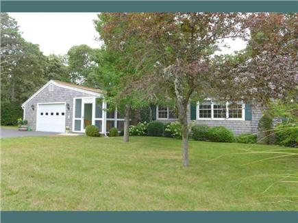 Brewster Cape Cod vacation rental - Front view