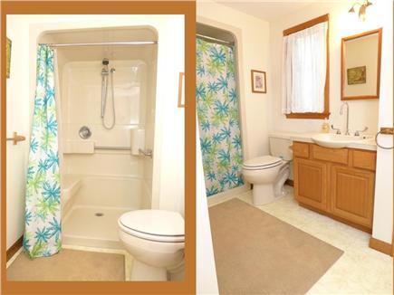 Brewster Cape Cod vacation rental - Master bathroom