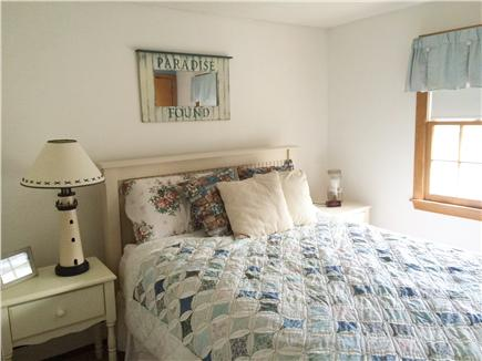 Dennis Port Cape Cod vacation rental - Master Bedroom with queen bed-most comfortable bed