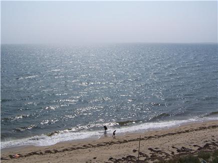 Truro Cape Cod vacation rental - Our private sandy beach