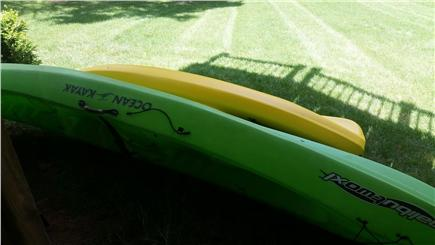 South Orleans Cape Cod vacation rental - Single and double person kayaks