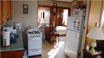 Eastham Cape Cod vacation rental - The Fully Equipped Kitchen and Dining Area