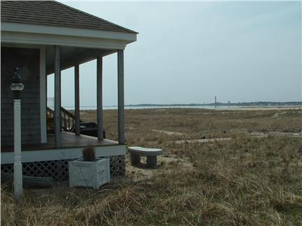 Truro, Shore Road Route 6A North Trur Cape Cod vacation rental - Spectacular view of Provincetown