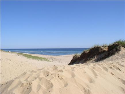 Truro Cape Cod vacation rental - Beautiful Coast Guard Beach is just a 1/2 mile away