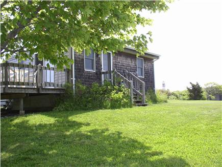 Truro Cape Cod vacation rental - Expansive Yard