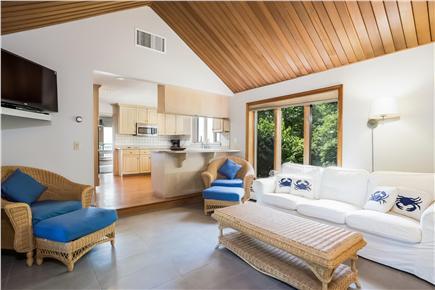 Duxbury MA vacation rental - Family Room