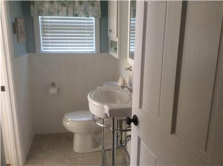 Orleans Cape Cod vacation rental - One of the bathrooms, this one has a shower