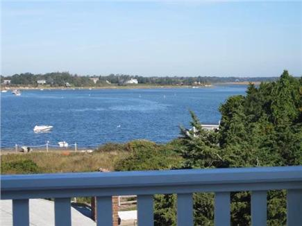 Orleans Cape Cod vacation rental - View from upper deck of Nauset Inlet beach