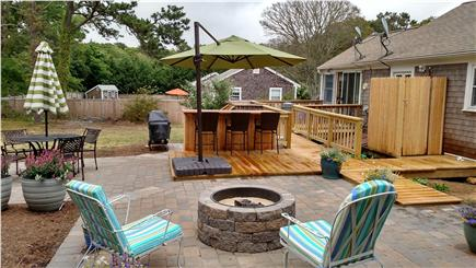 Brewster Cape Cod vacation rental - Entertaining Outdoors.... the possibilities