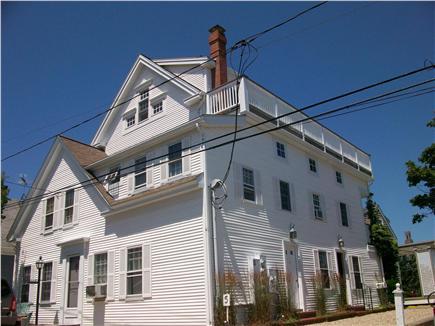 Provincetown Cape Cod vacation rental - Penthouse unit includes top two floors, parking onsite