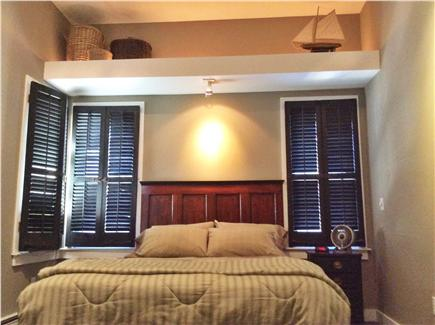 Provincetown Cape Cod vacation rental - Bedroom #1:Queen size bed, A/C unit, ample closet space.