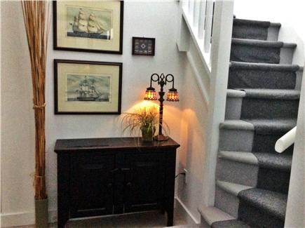 Provincetown Cape Cod vacation rental - 2-story unit, living area on top floor