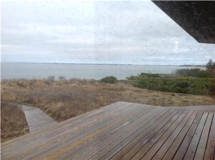 Truro Cape Cod vacation rental - Decks surround house in all sides...great for sun or shade!