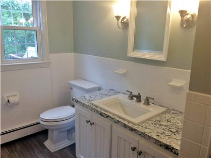 Dennis Cape Cod vacation rental - First floor renovated full bathroom