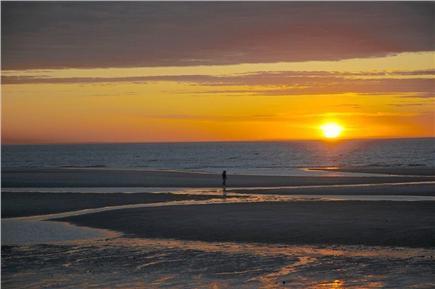 Dennis Cape Cod vacation rental - Mayflower Beach at sunset - 0.9 miles