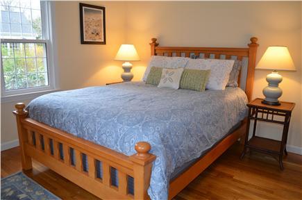 Dennis Cape Cod vacation rental - First floor master bedroom with queen bed