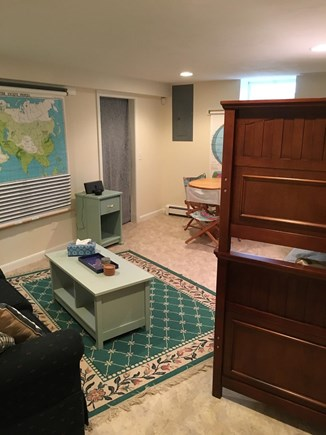 N FALMOUTH Cape Cod vacation rental - Game Room, Sleeper and Bunks