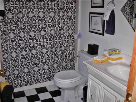 Harwich Port Cape Cod vacation rental - 2nd Floor Master Bathroom