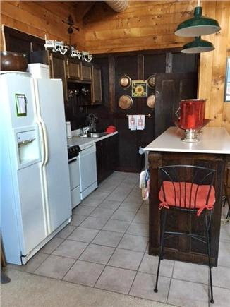 Harwich Port Cape Cod vacation rental - 1st Floor Kitchen and Breakfast Bar
