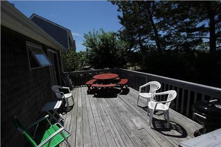 East Sandwich Cape Cod vacation rental - Nice Deck