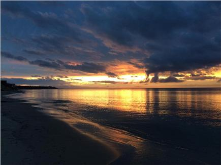 Brewster Cape Cod vacation rental - Sunset at Ellis Landing Beach just a 1/2 mile away!