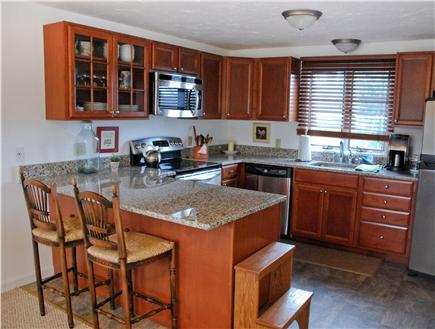 Eastham Cape Cod vacation rental - Enjoy cooking in our up-to-date, fully equipped kitchen