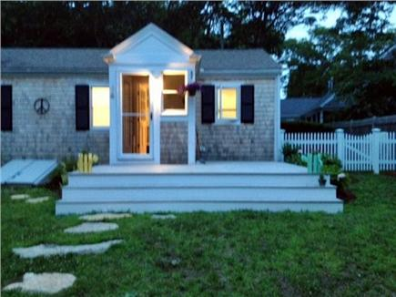 Cotuit Cotuit vacation rental - Front view at night