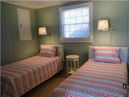 Eastham Cape Cod vacation rental - Guest apartment bedroom with 2 twins