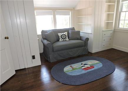 Falmouth Cape Cod vacation rental - Pull out single bed in twin bedroom