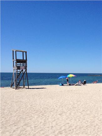 Harwich Cape Cod vacation rental - 1/2 mile walk to beautiful Pleasant Road Ocean Beach!