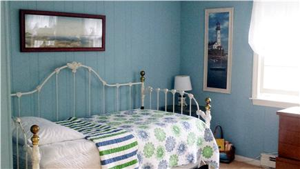 Orleans Cape Cod vacation rental - Second Floor Twin Bedroom Trundle Bed