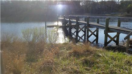 Falmouth Cape Cod vacation rental - A short walk to community dock! Bring your kayak !!