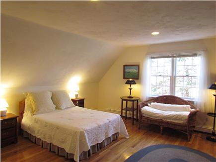 Brewster Cape Cod vacation rental - Side bedroom with double bed