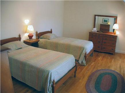Brewster Cape Cod vacation rental - Twin bedroom with private bath and Jacuzzi.