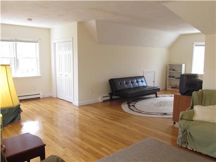 Brewster Cape Cod vacation rental - Second floor rec room, second view.