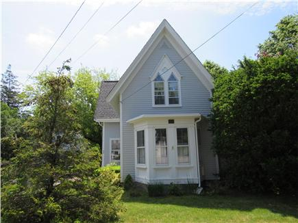 South Yarmouth Cape Cod vacation rental - Front of house-vintage Victorian