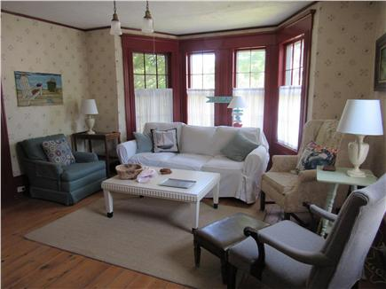 South Yarmouth Cape Cod vacation rental - Den seating