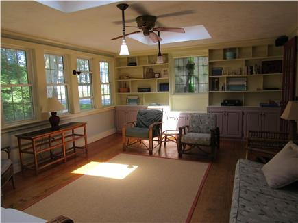 South Yarmouth Cape Cod vacation rental - Sun room