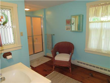 South Yarmouth Cape Cod vacation rental - Upstairs bath with shower