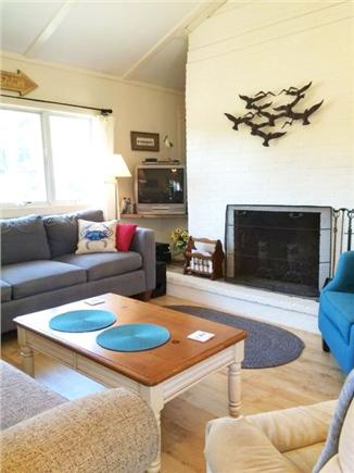 Eastham Cape Cod vacation rental - Living room.