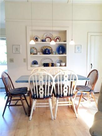 Eastham Cape Cod vacation rental - Dining area.
