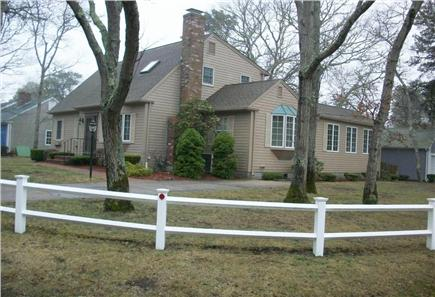 South Yarmouth Cape Cod vacation rental - Front of Home