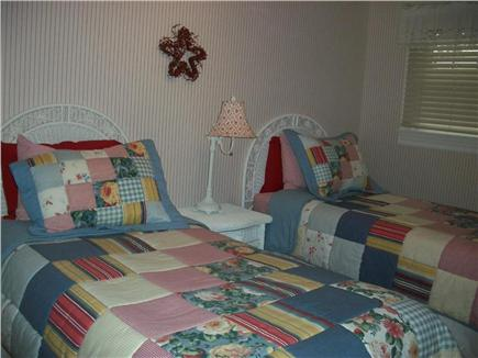 South Yarmouth Cape Cod vacation rental - Upstairs 2 Twin Beds Room