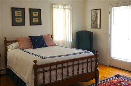 Mashpee, New Seabury Cape Cod vacation rental - Master Bedroom with new queen bed