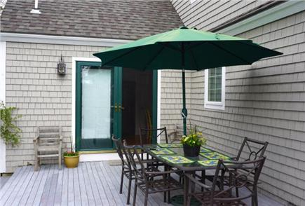 Mashpee, New Seabury Cape Cod vacation rental - Outdoor Deck and Grill
