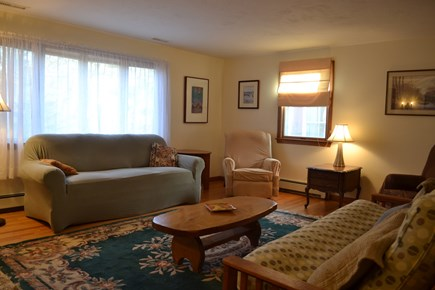 Dennis North Side Cape Cod vacation rental - Comfortable Living Room