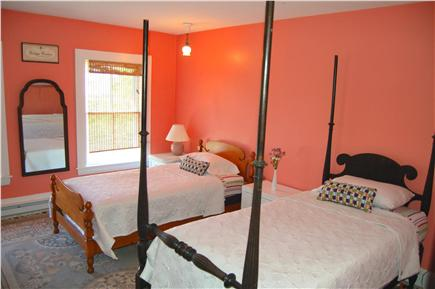 Barnstable Cape Cod vacation rental - Upstairs twin room.
