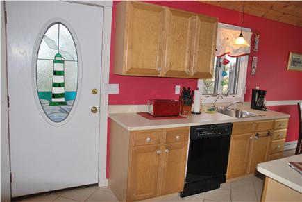 North Eastham Cape Cod vacation rental - Fully equipped kitchen