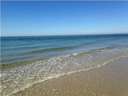 Truro Cape Cod vacation rental - Longnook Beach at low tide.